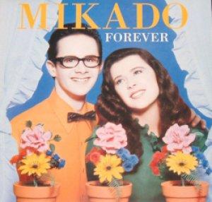 ミカド:MIKADO / FOREVER 【2LP】 新品 FRANCE盤 LE VILLAGE VERT 廃盤