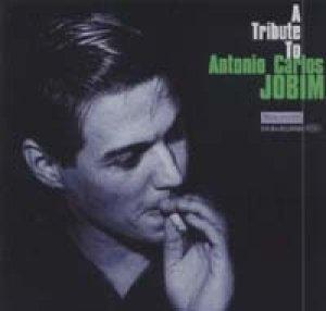 V.A./A TRIBUTE TO ANTONIO CARLOS JOBIM 【CD】
