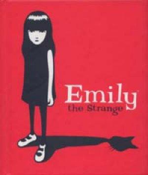 画像1: 『EMILY:THE STRANGE』 著:COSMIC DEBRIS 絵:BRIAN BROOKS 洋書絵本