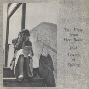 ウィークエンド:WEEKEND / THE VIEW FROM HER ROOM 【7inch】 UK盤 ROUGH TRADE ORG.