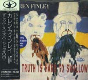 カレン・フィンレイ:KAREN FINLEY/THE TRUTH IS HARD TO SWALLOW + TALES OF TABOO 【CD】 JAPAN CRAMMED