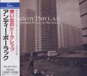 アンディー・ポーラック:ANDY PAWLAK / シューボックス・フル・オブ・シークレッツ(思い出のシークレッツ):SHOEBOX FULL OF SECRETS 【CD】 日本盤 初回盤 廃盤