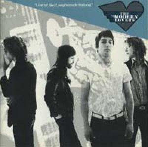 モダーン・ラヴァーズ:THE MODERN LOVERS / LIVE AT THE LONGBRANCH SALOON 【CD】 FRANCE盤 NEW ROSE FAN CLUB ORG.