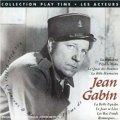 ジャン・ギャバン:JEAN GABIN / LES PLUS BELLES CHANSONS & MUSIQUES DE FILMS DE JEAN GABIN 【CD】 FRANCE FGL 廃盤