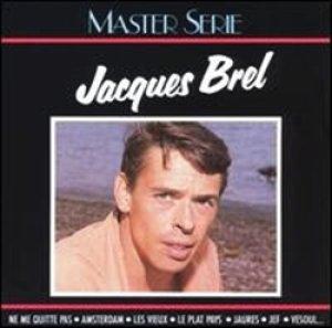 画像1: JACQUES BREL / MASTER SERIER VOL.1 【CD】 FRANCE POLYGRAM