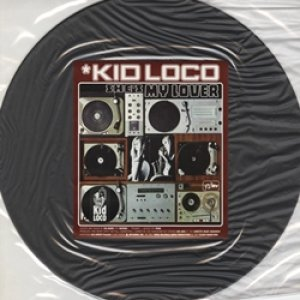 画像1: KID LOCO / SHE'S MY LOVER 【12inch】 FRANCE YELLOW PRODUCTIONS