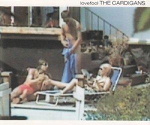 カーディガンズ:THE CARDIGANS / LOVEFOOL 【CD SINGLE】 スウェーデン盤