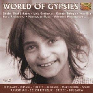 V.A. / WORLD OF GYPSIES VOL.2 【CD】 UK盤 ARC ワールド・オブ・ジプシーズ