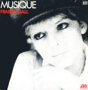 画像1: FRANCE GALL / MUSIQUE 【7inch】 ORG. FRANCE