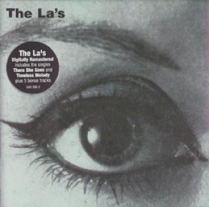 THE LA'S / THE LA'S + 5 【CD】 UK GO! DISCS REMASTERED
