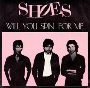 画像1: SHOES / WILL YOU SPIN FOR ME 【7inch】 フランス盤 NEW ROSE ORG.