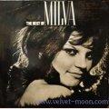 ミルバ:MILVA / ミルバのすべて:THE BEST OF MILVA 【LP】 日本盤