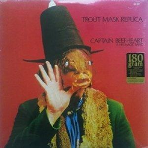 画像1: CAPTAIN BEEFHEART AND HIS MAGIC BAND / TROUT MASK PEPLICA 【2LP】 新品 US盤 LIMITED REISSUE 180g VINYL
