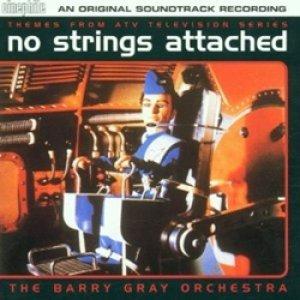 画像1: OST. THE BARRY GRAY ORCHESTRA / NO STRINGS ATTACHED 【10inch】 UK CINEPHILE REISSUE サンダーバード他TVテーマ曲集