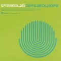 STEREOLAB / DOTS AND LOOPS 【2LP】 UK盤 DUOPHONIC Green & White Vinyl