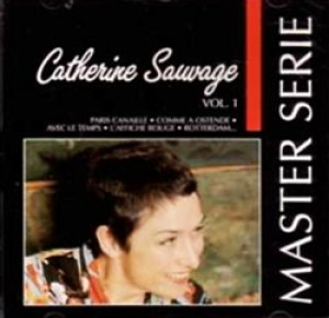 カトリーヌ・ソヴァージュ:CATHERINE SAUVAGE / MASTER SERIE VOL.1 【CD】 FRANCE盤 廃盤