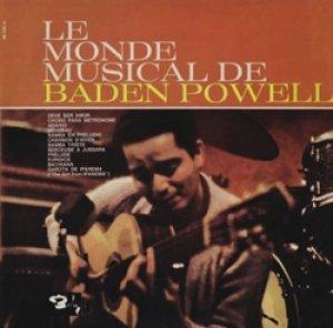 画像1: BADEN POWELL / LE MONDE MUSICAL DE BADEN POWELL 【LP】 FRANCE盤 BARCLAY ORG.