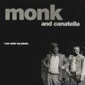 MONK & CANATELLA / I CAN WATER MY PLANTS 【12inch】 UK盤 ORG.