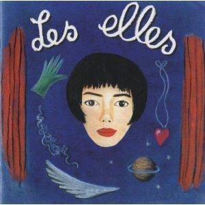 画像1: LES ELLES / LES ELLES 1st 【CD】 FRANCE盤 ORG. BOUCHERIE PRODUCTIONS 廃盤