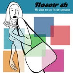NOSOTRASH / MI VIDA EN UN FIN DE SEMANA 【LP】 SPAIN ELEFANT LIMITED WHITE VINYL