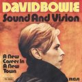 DAVID BOWIE / SOUND AND VISION 【7inch】 GER RCA VICTOR ORG.