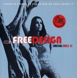 フリー・デザイン:THE FREE DESIGN / CHRISTMAS SINGLE #2 【7inch】 スペイン盤 SIESTA LIMITED WHITE VINYL