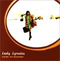 LADY LYNETTE / INSIDE AN OUTSIDER 【CD】 スウェーデン盤 VIBRAFON ORG.