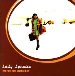 レディ・リネット:LADY LYNETTE / INSIDE AN OUTSIDER 【CD】 スウェーデン盤 VIBRAFON ORG.