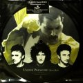 QUEEN + DAVID BOWIE / UNDER PRESSURE 【7inch】 UK盤 限定ピクチャー盤