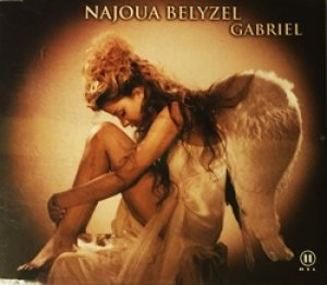 NAJOUA BELYZEL / GABRIEL 【CD SINGLE】 MAXI ドイツ盤 ORG.