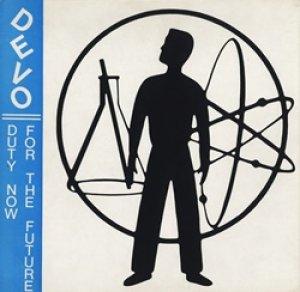 ディーヴォ:DEVO / DUTY NOW FOR THE FUTURE 【LP】 UK盤 VIRGIN 再発盤