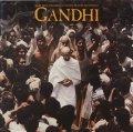 O.S.T. / GANDHI:ガンジー【LP】 RAVI SHANKAR:ラヴィ・シャンカール GEORGE FENTON:ジョージ・フェントン ドイツ盤 ORG.