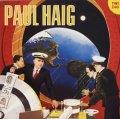 PAUL HAIG / PAUL HAIG 【LP】 ベルギー盤 ORG. LES DISQUES DU CREPUSCULE