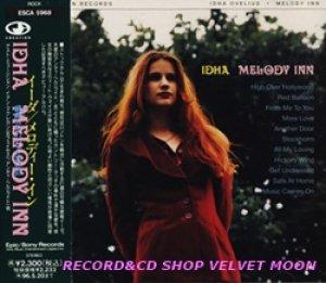 イーダ:IDHA / メロディー・イン:MELODY INN 【CD】 日本盤 帯付