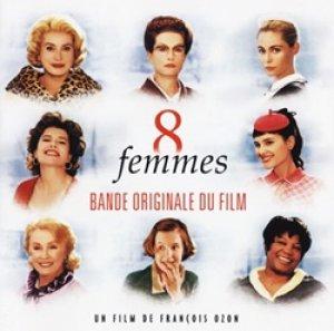 O.S.T. / 8 FEMMES:8人の女たち 【CD】 フランス盤