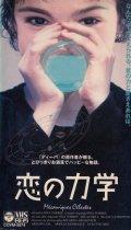 恋の力学 【VHS】 フィナ・トレス 1995年 アリアドナ・ヒル アリエル・ドンバール イヴリーヌ・ディディ フランス映画