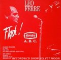 LEO FERRE / FLASH ! ALHAMBRA A.B.C.  【CD】 FRANCE BARCLAY LIMITED EDITION・DIGIPACK REMASTERED