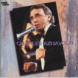シャルル・アズナヴール:CHARLES AZNAVOUR / スーパーナウ:SUPERNOW  【CD】 日本盤 廃盤