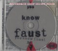 FAUST / YOU KNOW FAUST 【CD】新品 US盤 ReR Megacorp