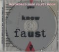 FAUST / YOU KNOW FAUST 【CD】 ドイツ盤 KLANGBAD ORG.