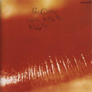 ザ・キュアー:THE CURE / キス・ミー、キス・ミー、キス・ミー:KISS ME,KISS ME,KISS ME 【CD】 日本盤 初回版