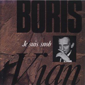 ボリス・ヴィアン:BORIS VIAN / 僕はスノッブ:JE SUIS SNOB 【CD】 日本盤 廃盤