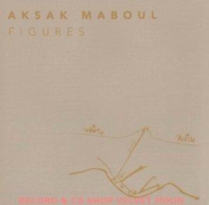 アクサク・マブール:AKSAK MABOUL / FIGURES:フィギュアーズ 【2枚組CD】日本盤 紙ジャケ仕様