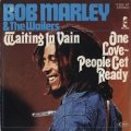 BOB MARLEY & THE WAILERS / WAITING IN VAIN 【7inch】 ドイツ盤 ORG. ISLAND