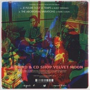ヴェロニク・ヴァンサン&アクサク・マブール:VERONIQUE VINCENT & AKSAK MABOUL / RE-WORKS【7inch】新品 ベルギー盤 Crammed Discs