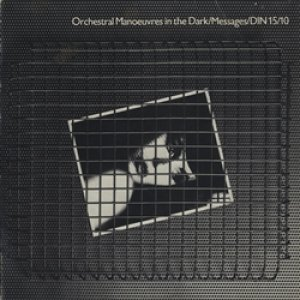 ORCHESTRAL MANOEUVRES IN THE DARK / MESSAGES 【10inch】 UK盤 DINDISC ミスプリント版