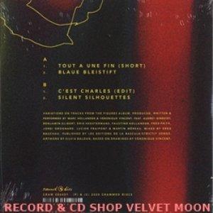 アクサク・マブール:AKSAK MABOUL / CHARLES F. BLEISTIFT EP【7inch】新品 ベルギー盤 限定盤 Crammed Discs