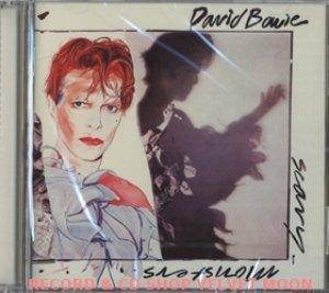 デヴィッド・ボウイ:DAVID BOWIE / SCARY MONSTERS 【CD】 新品 UK/EU盤  リマスター PARLOPHONE