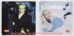 カーディガンズ:ライフ + 5 / THE CARDIGANS:ライフ + 5 【CD】 日本盤 ボーナストラック付
