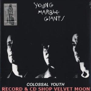 ヤング・マーブル・ジャイアンツ:YOUNG MARBLE GIANTS / COLOSSAL YOUTH 【LP】新品 UK盤 DOMINO 180g VINYL 再発盤